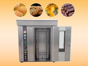 Automatic Rotary Bakery Oven