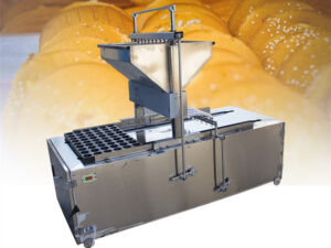 features of a commercial cupcake filling machine